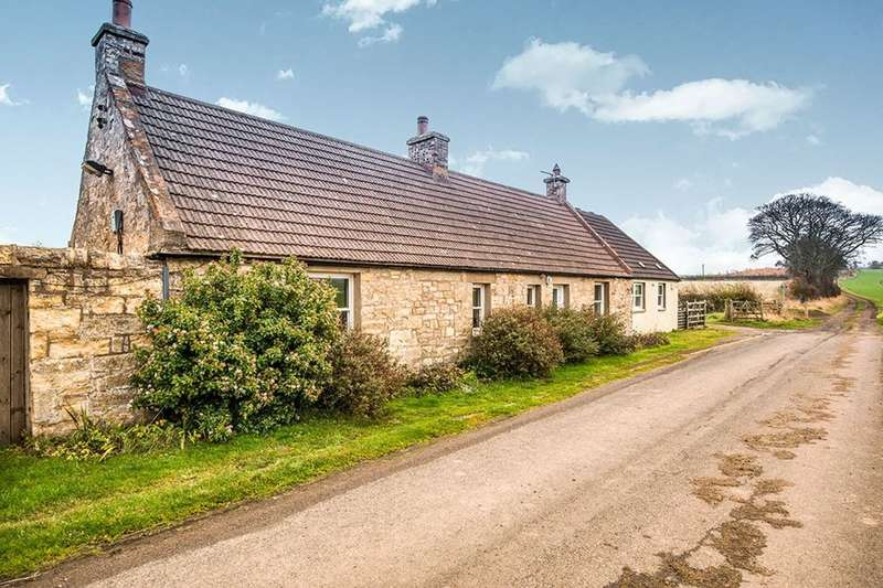 3 Bedrooms Property for sale in Dodridge Cottages, Pathhead, EH37