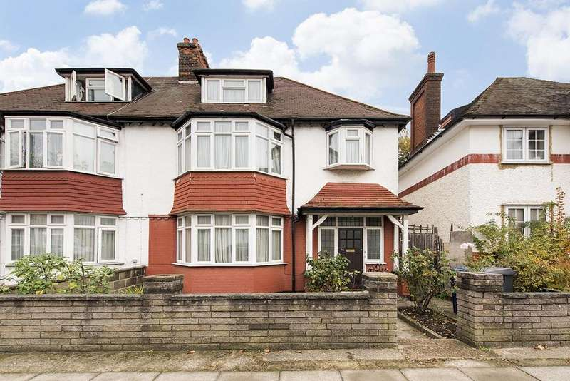 4 Bedrooms House for sale in Brookside Road, NW11