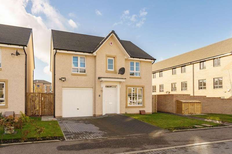 4 Bedrooms Detached Villa House for sale in 2 Sandercombe Drive, South Queensferry, EH30 9AF