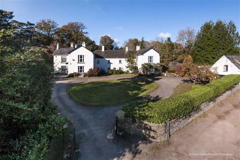 10 Bedrooms Detached House for sale in Pengam Road, Penpedairheol, Caerphilly