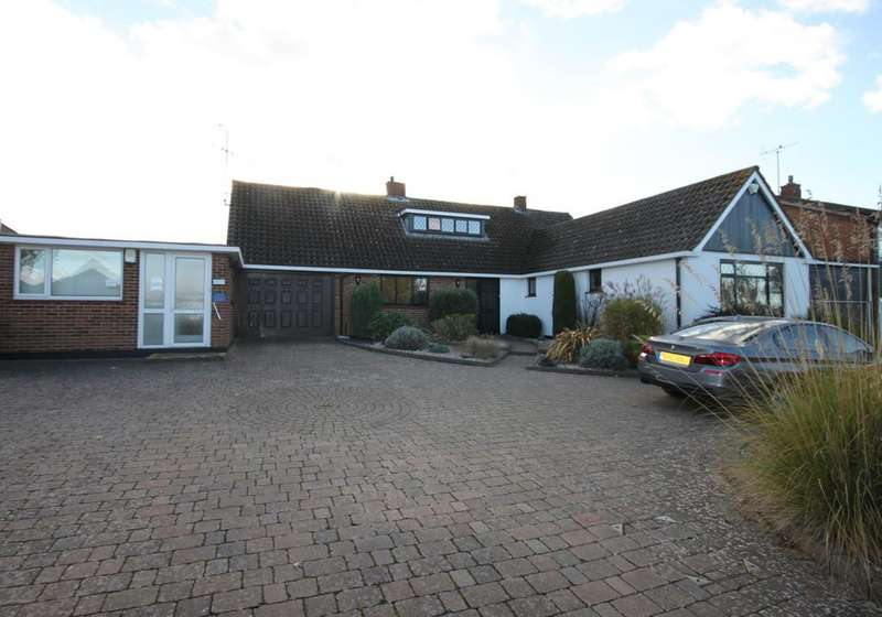 4 Bedrooms Detached House for sale in Bridgwater Drive, Westcliff-on-Sea