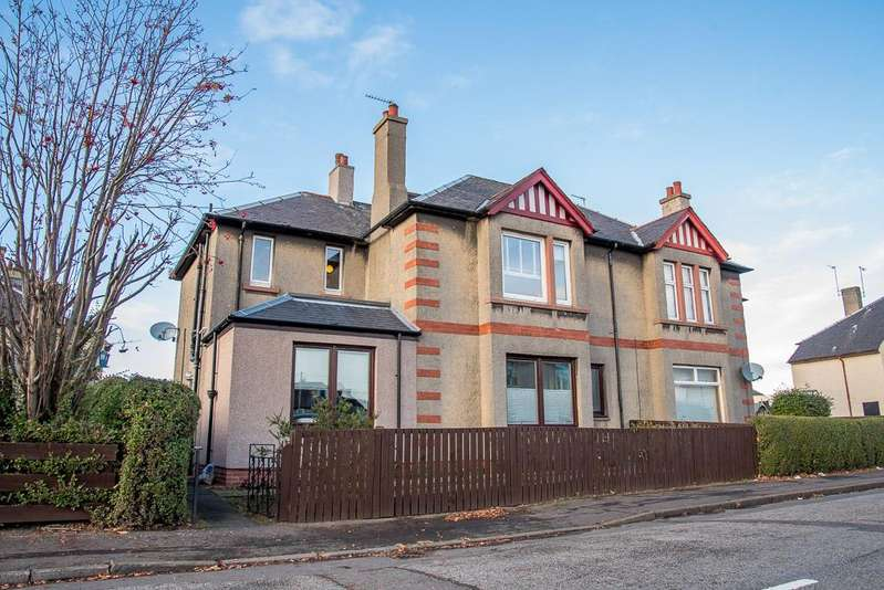 2 Bedrooms Flat for sale in 3 George Street, Grangemouth FK3 9AH
