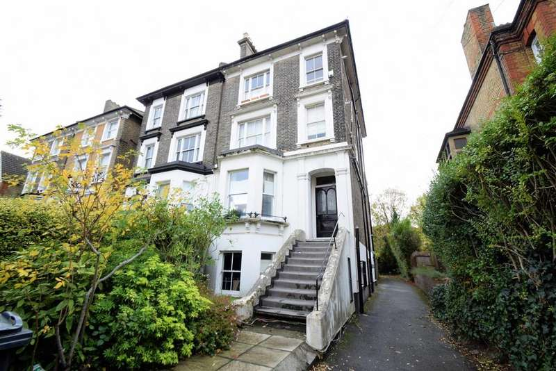 2 Bedrooms Flat for sale in Thurlow Park Road, London