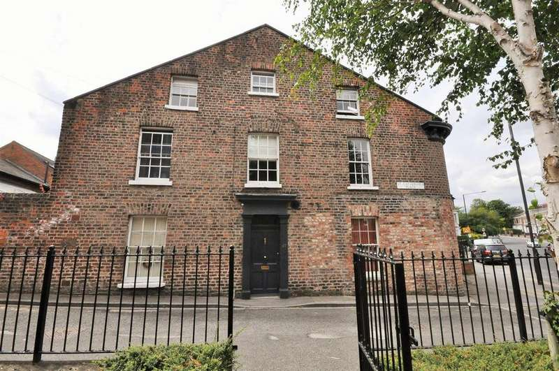 4 Bedrooms Town House for sale in Holgate Road, York YO24 4AA