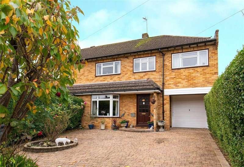 5 Bedrooms Semi Detached House for sale in Sheepfold Lane, Amersham, Buckinghamshire, HP7