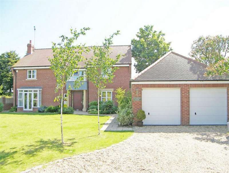 4 Bedrooms Detached House for sale in Holme-on-Spalding-Moor, York