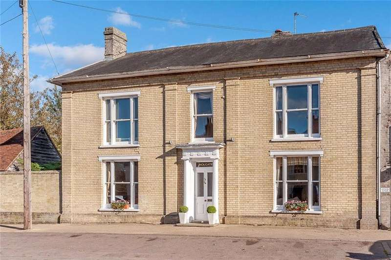 6 Bedrooms House for sale in Hall Street, Long Melford, Sudbury, Suffolk, CO10