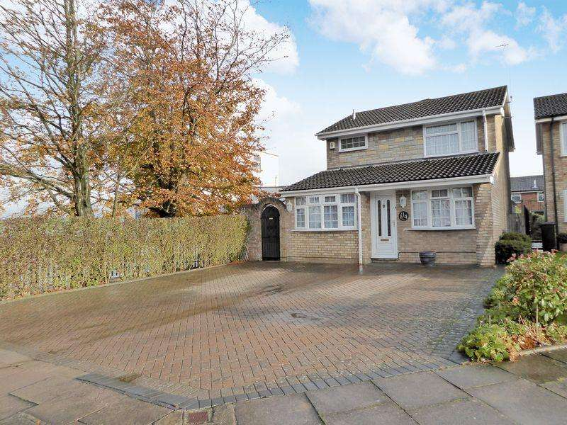 4 Bedrooms Detached House for sale in Campian Close, Dunstable