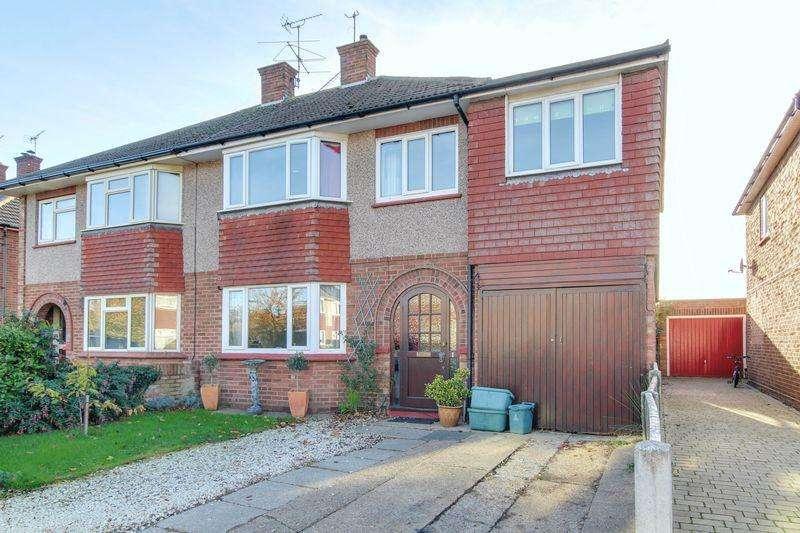 5 Bedrooms Semi Detached House for sale in Sutton Park Avenue, Colchester