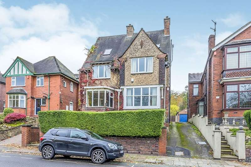 6 Bedrooms Detached House for sale in Victoria Park Road, Stoke-On-Trent, ST6