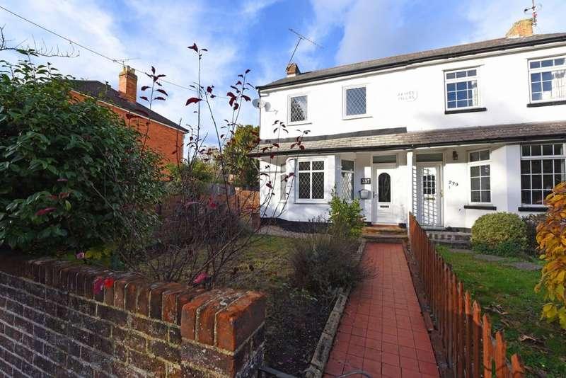 2 Bedrooms Semi Detached House for sale in Lynchford Road, Farnborough, GU14
