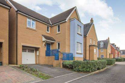 4 Bedrooms Detached House for sale in Merritt Way, Mangotsfield, Bristol
