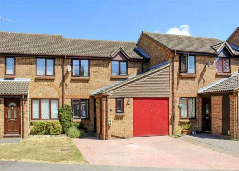 3 Bedrooms Terraced House for sale in Kilmington Close, Forest Park