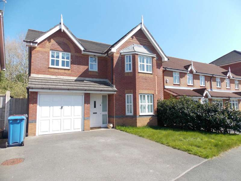 4 Bedrooms Detached House for sale in Dickens Close, Brookhaven