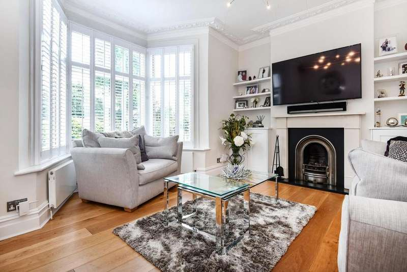 6 Bedrooms Semi Detached House for sale in Strathearn Road, Wimbledon