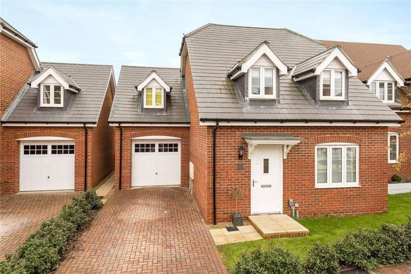 3 Bedrooms Detached House for sale in Knights Meadow, North Baddesley, Southampton, Hampshire, SO52