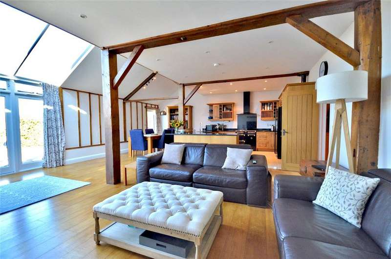 4 Bedrooms House for sale in Henham Lodge Barns, Chickney Road, Henham, Nr Bishop's Stortford, CM22