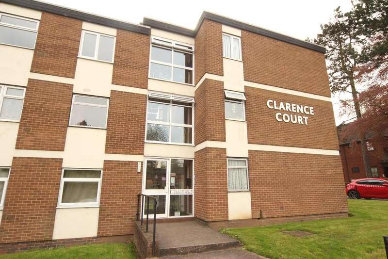 2 Bedrooms Apartment Flat for sale in London Road, Hinckley