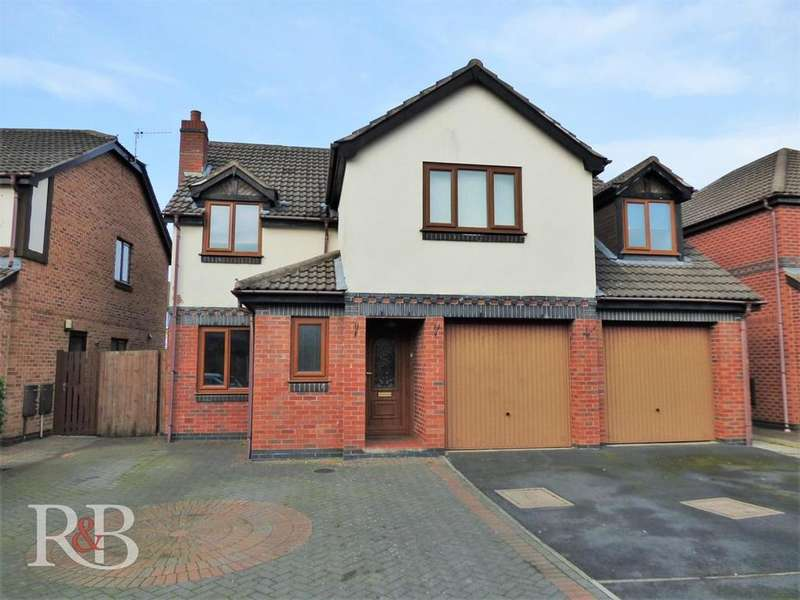 5 Bedrooms Detached House for sale in Hyndburn Close, Morecambe