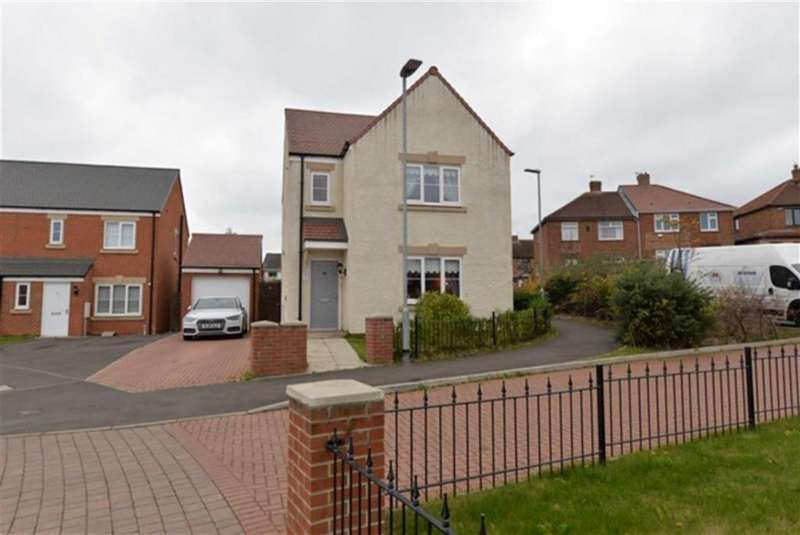 3 Bedrooms Detached House for sale in Chester le Street