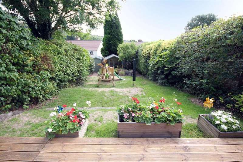 2 Bedrooms Terraced House for sale in Hawkhurst Road, Coldean, Brighton