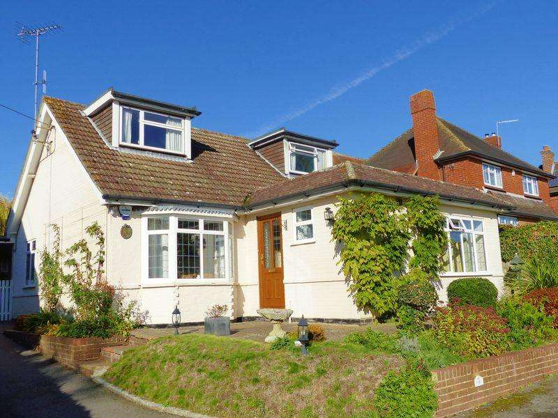 3 Bedrooms Detached House for sale in Gypsy Lane, Marlow