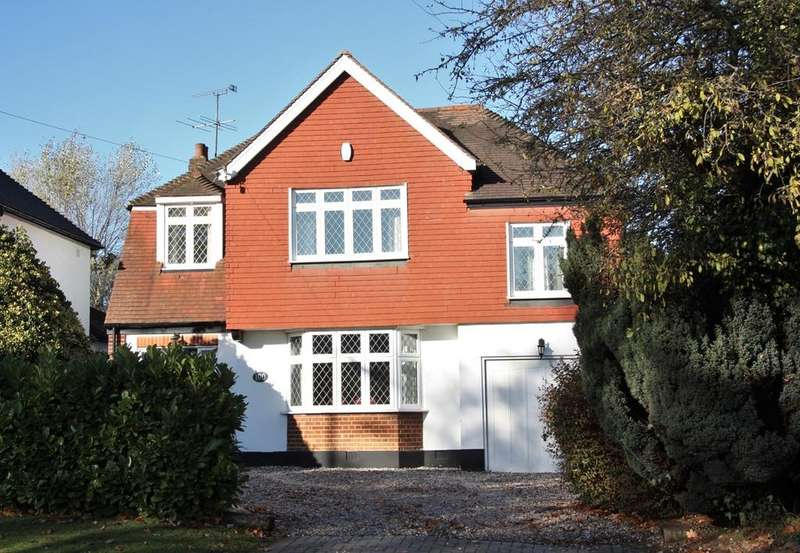 4 Bedrooms Detached House for sale in Chelmsford Road, Shenfield, Brentwood, CM15