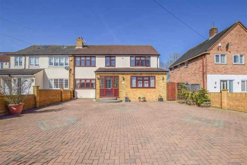 4 Bedrooms Semi Detached House for sale in A SUBSTANTIAL FOUR BEDROOM FAMILY HOME WITH SELF CONTAINED ANNEXE