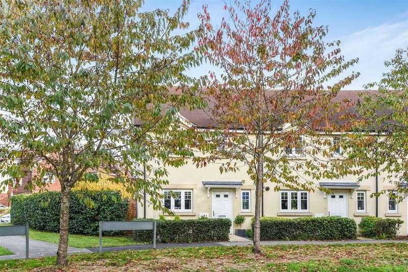 3 Bedrooms End Of Terrace House for sale in Gemini Gardens, Wokingham, Berkshire RG40 1EJ