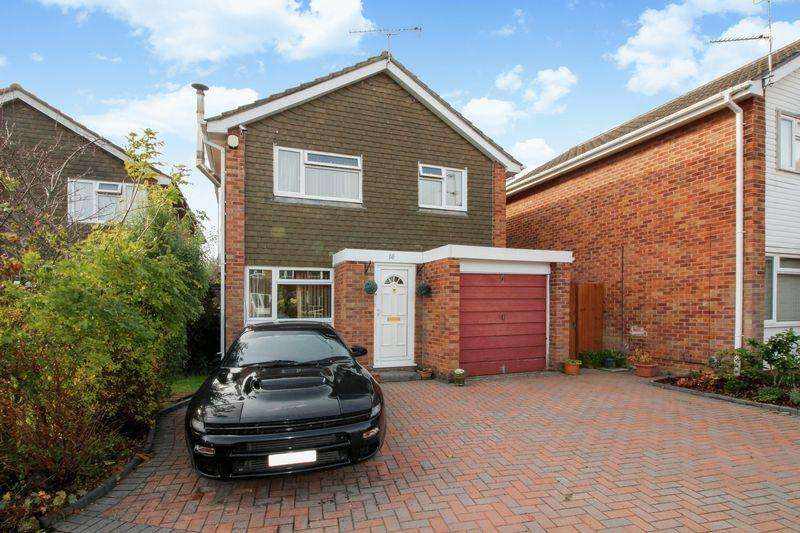 3 Bedrooms Detached House for sale in Porlock Gardens, Nailsea