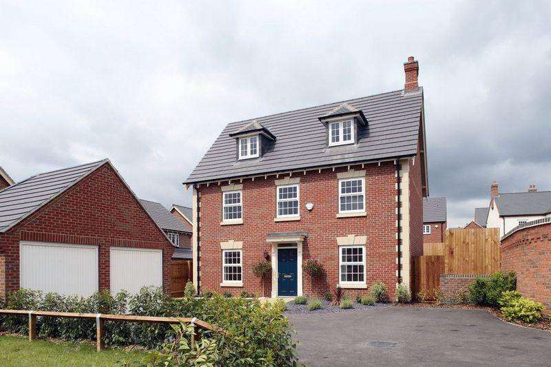 5 Bedrooms Detached House for sale in Watts Road, Banbury
