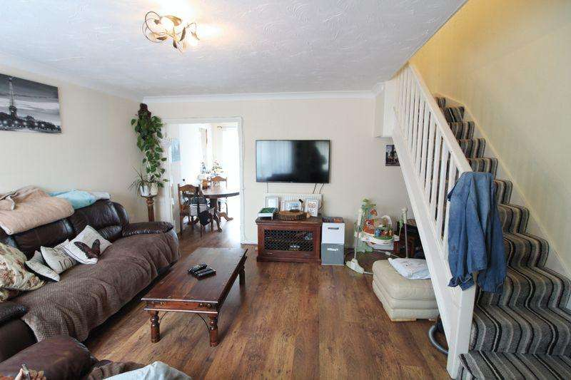 3 Bedrooms End Of Terrace House for sale in CHAIN FREE FAMILY HOME IN QUIET CUL-DE-SAC, Dunraven Avenue