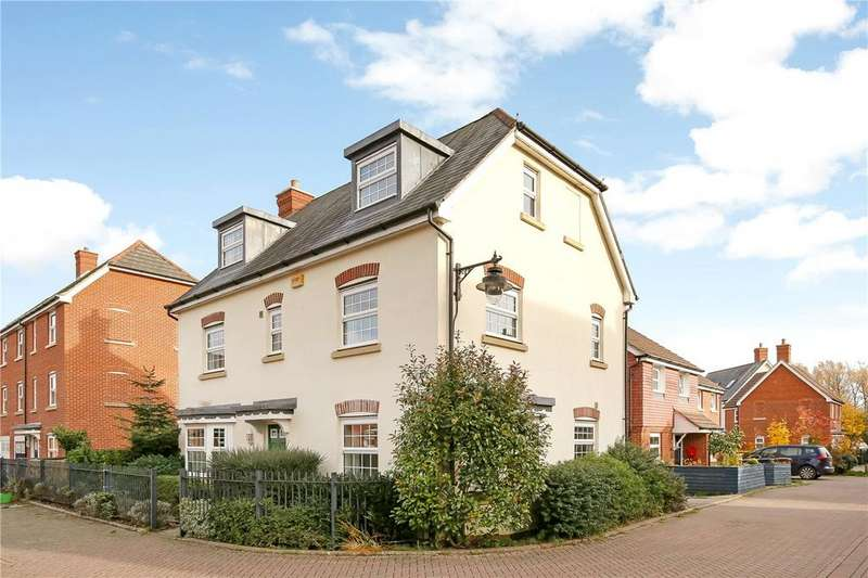 5 Bedrooms Detached House for sale in Withy Close, Romsey, Hampshire, SO51