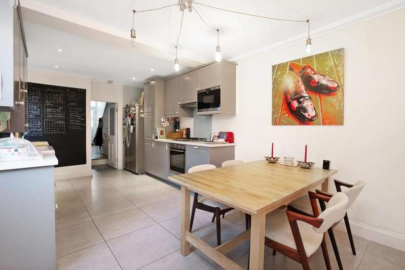 4 Bedrooms End Of Terrace House for sale in Minet Gardens, Willesden Junction, London