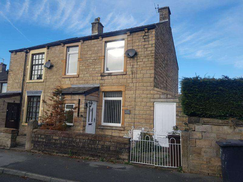 3 Bedrooms Terraced House for sale in Newshaw Lane, Hadfield