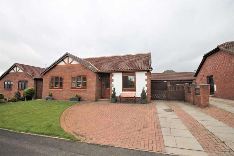 3 Bedrooms Detached Bungalow for sale in Aylsham Close, Ingleby Barwick, Stockton-On-Tees
