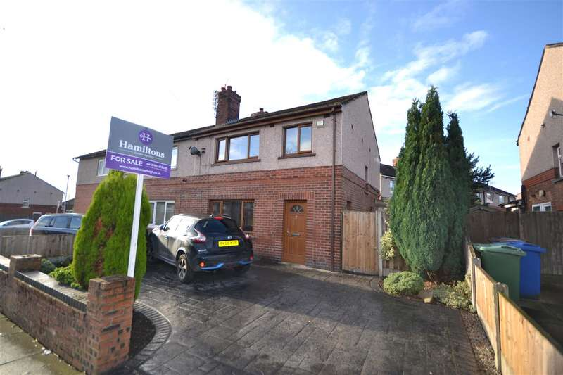 3 Bedrooms Semi Detached House for sale in Wigan Road, Leigh