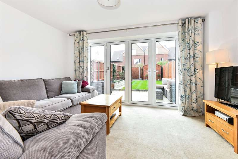 3 Bedrooms Terraced House for sale in Kensal Green Drive, Maidenhead, Berkshire, SL6