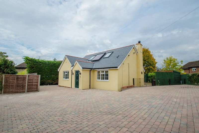 3 Bedrooms Detached Bungalow for sale in St. Michaels Mount, Hitchin, SG4
