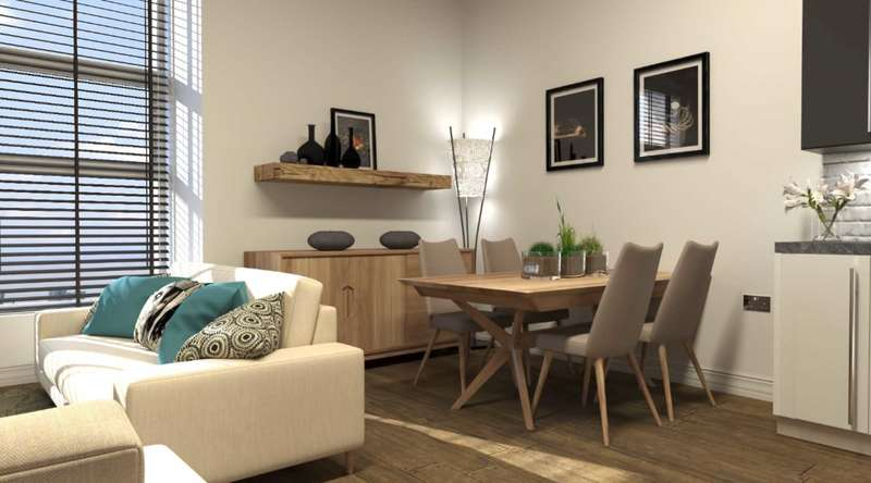 2 Bedrooms Apartment Flat for sale in Reference: 96521, Lower Vickers Street, Manchester