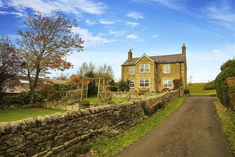 4 Bedrooms Detached House for sale in Heugh House Lane, Hexham, Northumberland