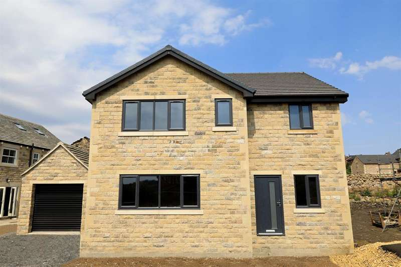 4 Bedrooms Detached House for sale in Low Cudworth Green, Cudworth, Barnsley, S72 8EG