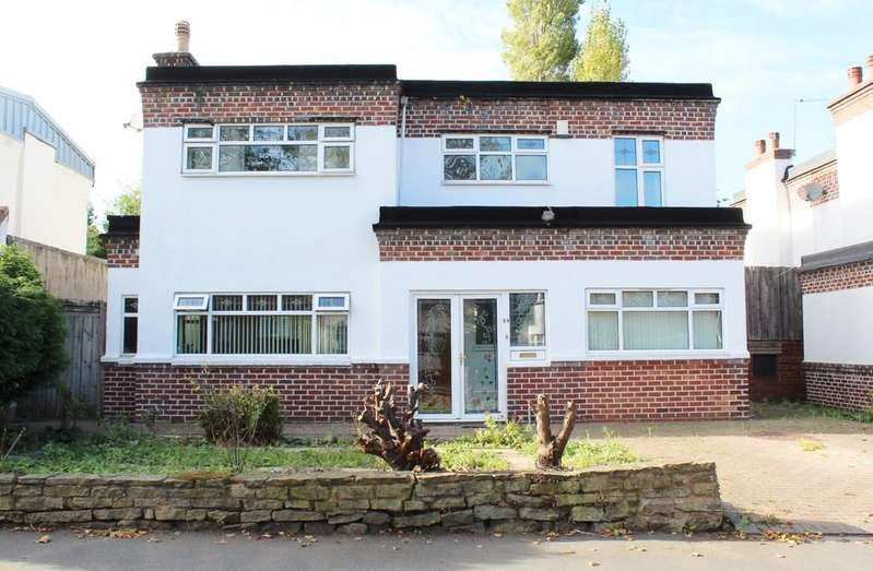 4 Bedrooms Detached House for sale in Gibson Road, Handsworth Wood