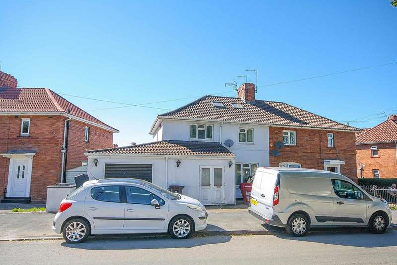 3 Bedrooms Semi Detached House for sale in Wedmore Vale, Bedminster, Bristol, BS3 5HU