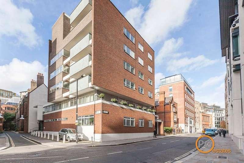 2 Bedrooms Apartment Flat for sale in Amen Lodge, Warwick Lane.