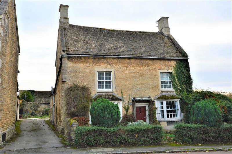 4 Bedrooms Detached House for sale in High Street, Collyweston, Stamford