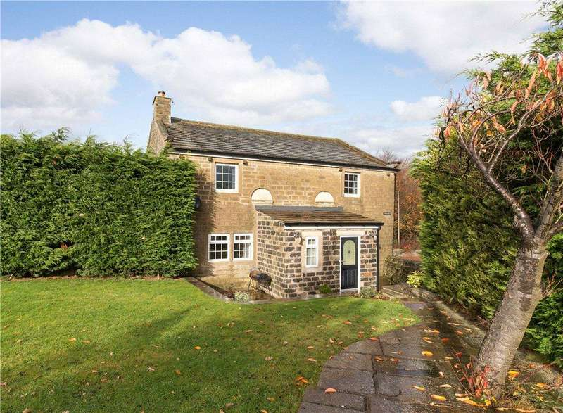 5 Bedrooms Detached House for sale in Chapel House, Middleton, Cowling, Keighley