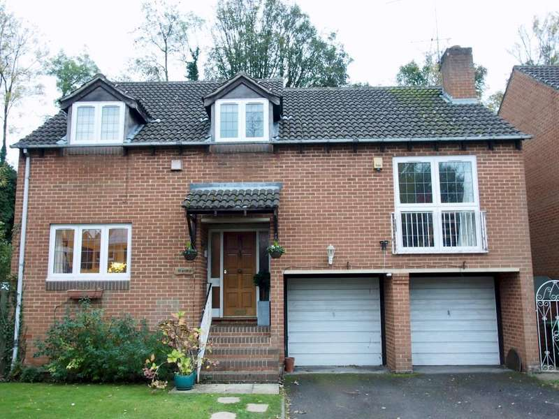 4 Bedrooms Detached House for sale in Oldacres, Maidenhead, SL6