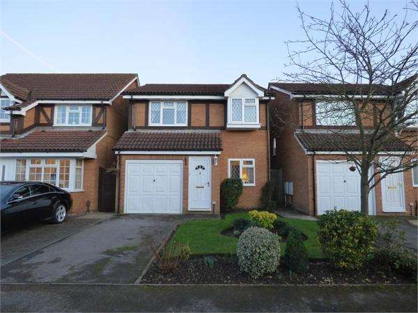 3 Bedrooms Detached House for sale in Maplin Park, Langley, Berkshire