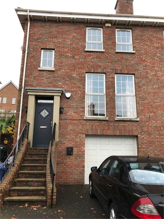 3 Bedrooms Semi Detached House for sale in Demesne Link, Downpatrick, County Down